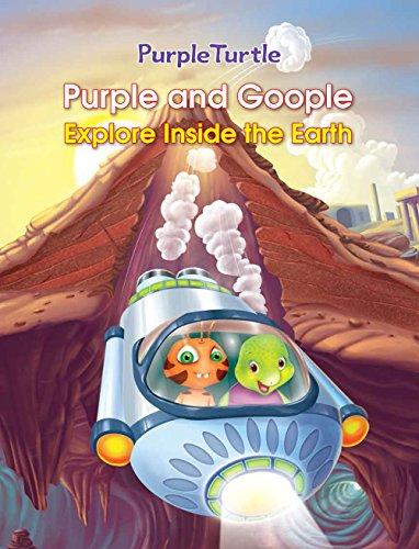 Purple Turtle - Purple and Goople...