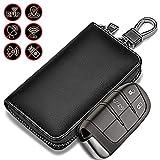 Keyless Go Schutz Autoschlüssel Schutz Keyless Tasche, Mini Keyless Go Schutzhülle Schlüsseletui Diebstahlschutz Funkschlüssel Abschirmung