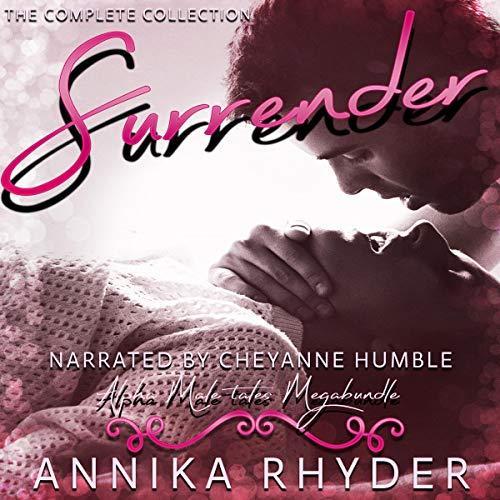 Surrender: Alpha Male Tales Megabundle audiobook cover art