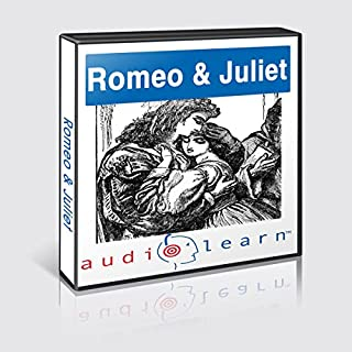 Romeo and Juliet AudioLearn Study Guide Titelbild