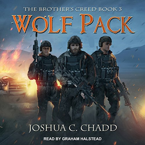 Wolf Pack cover art