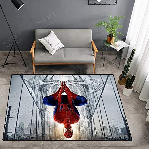 WXWIN Marvel Avengers Spiderman Tapis d