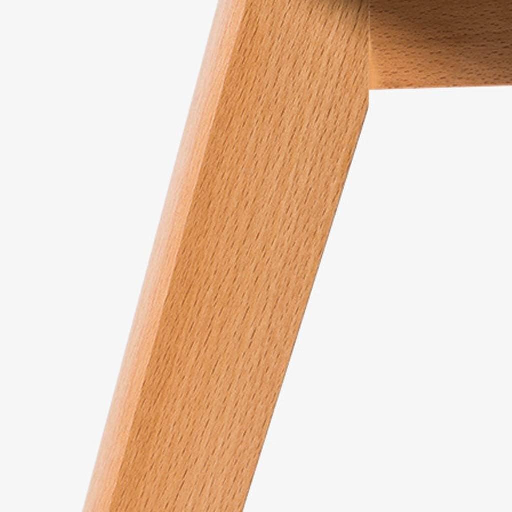 PRIDE S Chaise de Salle à Manger, Chaise de Bureau, Dossier créatif, Chaise de Loisirs, Chaise de Salle à Manger pour Adulte, Chaise de Maison Marron - A