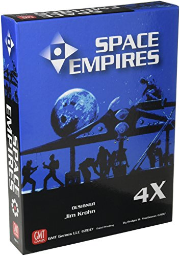 GMT Games GMT 1108 (-) Space Empires 4X, Mehrfarbig