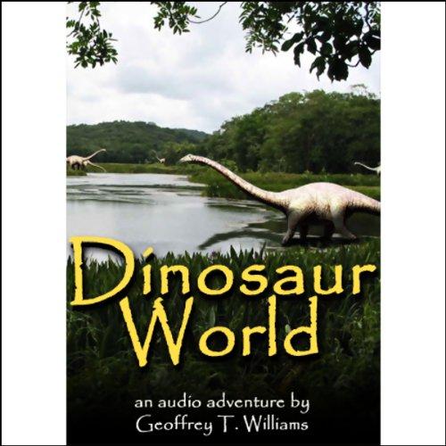 Dinosaur World cover art