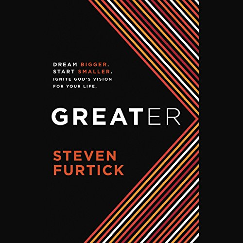 Greater audiobook cover art