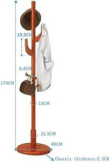 Porte-manteau en bois Dumbo arc-en-ciel