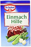 Dr. Oetker Einmach-Hilfe 3er, 20er Pack (20 x 7.5 g Beutel) -
