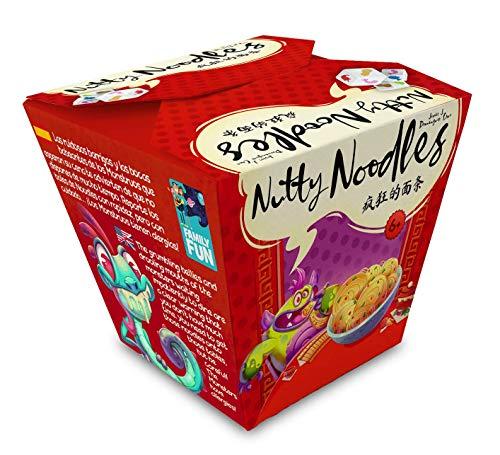 Ludonova - Nutty Noodles, Juego de Mesa (LDNV330001)