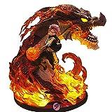 SSBB Fairy Tail Carácter Etherious • • Natsu Dragneel Figura De Acción Colección Animada Modelo Decoración Estatua Los 78CM -Figuras De La Mano