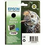 Epson C13T07914010 - Cartucho de tinta, negro, Ya disponible en Amazon Dash Replenishment