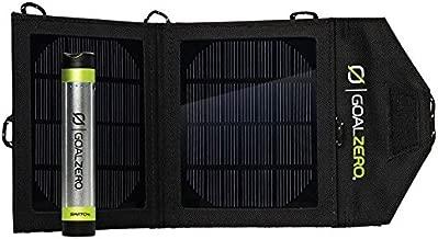 Goal Zero Switch 8 Solar Recharging Kit
