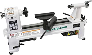 Grizzly G0844 1434; x 2034; Variable-Speed Benchtop Wood Lathe