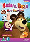 Masha And The Bear - How They Met - OFFICIAL UK VERSION [DVD] [Reino Unido]