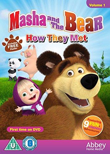 Masha & Bear [Import anglais]