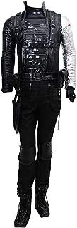 Men's Suit for The Winter Soldier Bucky Barnes Cosplay Costume