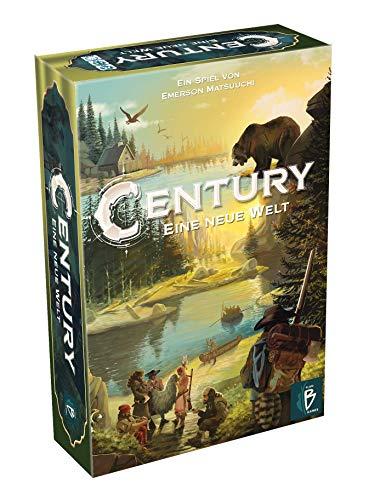 Pegasus Spiele 54904G - Century 3: Eine neue Welt (PlanB Games)