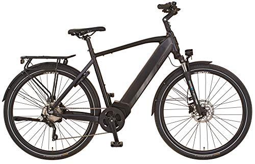 """Prophete Herren ENTDECKER 20.ETT.20 Trekking E-Bike 28"""" AEG ComfortDrive, schwarz, RH 55"""