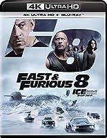 ワイルド・スピード ICE BREAK (4K ULTRA HD + Blu-rayセット) [4K ULTRA HD + Blu-ray]