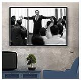 DOLUDO leinwandbilder Poster The Wolf Wall Street tv Serie