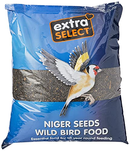 Extra Select Niger Seed Wild Bird Food,...