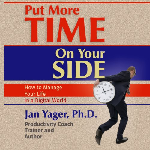 Put More Time on Your Side audiobook cover art