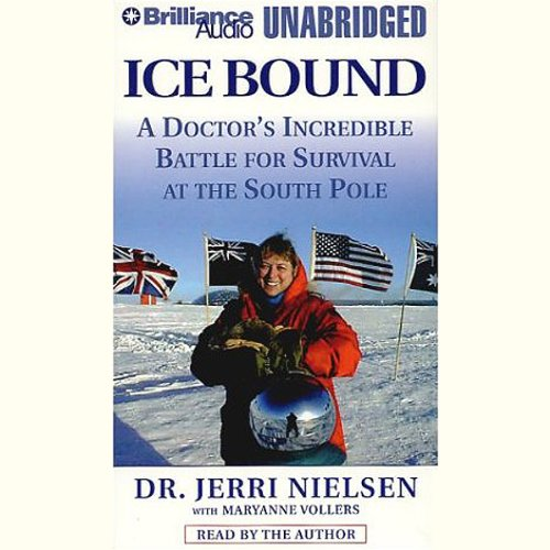 Ice Bound audiobook cover art