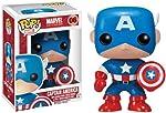 Funko - POP! Bobble Colección Marvel - F...