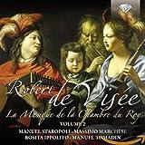 La Musique de la Chambre du Roy (Volume 2)