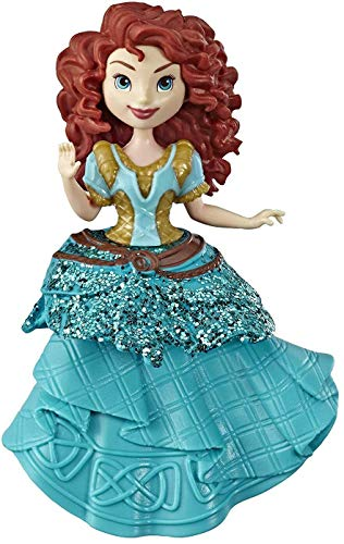Disney Princess Merida Collectible Doll -Toy for 3 Year Olds & Up
