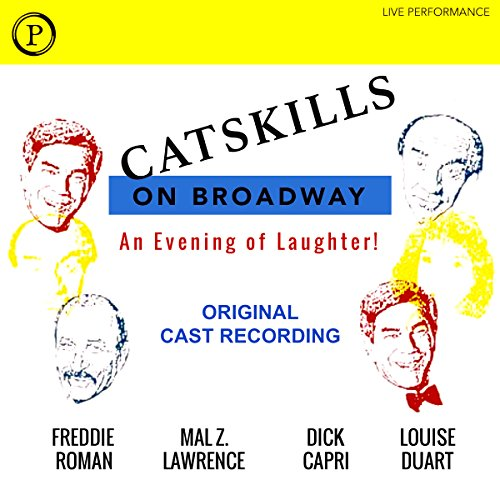 Catskills on Broadway audiobook cover art