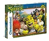 Clementoni - Puzzle con Shrek, 104 Piezas (27943.2)