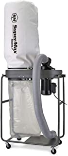 SUPERMAX TOOLS 1-1/2 Hp Dust Collector