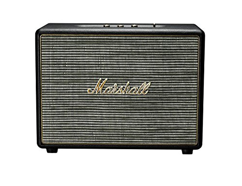 Marshall Woburn 200W Bluetooth Wireless Active Stereo Speaker - Black (Renewed)