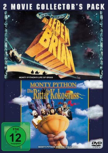 2 Movie Collector's Pack: Monty Python - Das Leben des Brian / Die Ritter der Kokosnuss [2 DVDs]