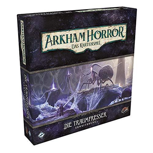 Arkham Horror: Das Kartenspiel LCG - Die Traumfresser | DEUTSCH | Große Erweiterung-5