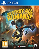 Destroy All Humans! [Playstation 4] [PEGI-AT]