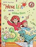 Der Bücherbär. Erstlesebücher für das Lesealter 1. Klasse / Hexe Lilli und die wilden Dinos: Der Bücherbär: Hexe Lilli für Erstleser