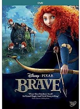 DVD BRAVE Book