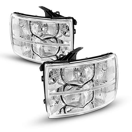09 silverado headlight assembly - 7