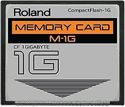 Roland 1GB M-1G CompactFlash CF Memory Card for MC-808,...