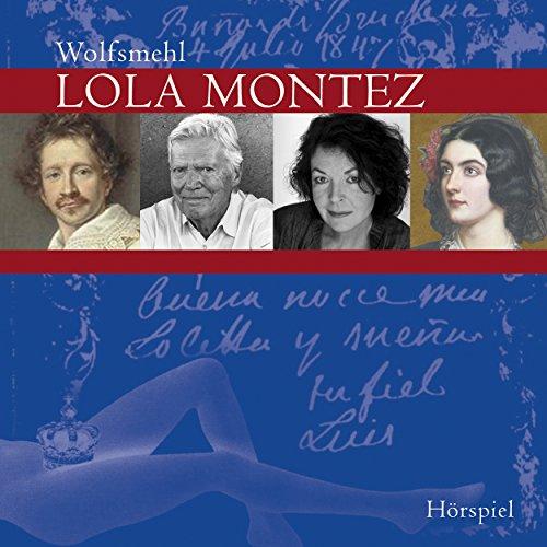 Lola Montez audiobook cover art