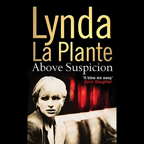 Above Suspicion cover art