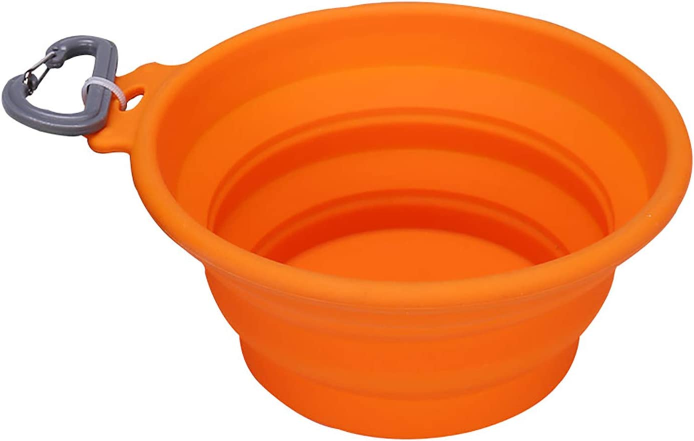 STJB Max 74% OFF Travel Collapsible Dog Bowl Water New sales Cat Food Fo