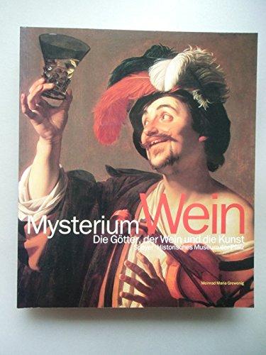 Mysterium Wein Die Götter, der Wein und die Kunst Speyer Museum Pfalz 1996