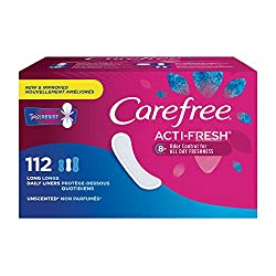 best top rated carefree feminine pads 2021 in usa