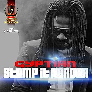 Stomp It Harder - Single