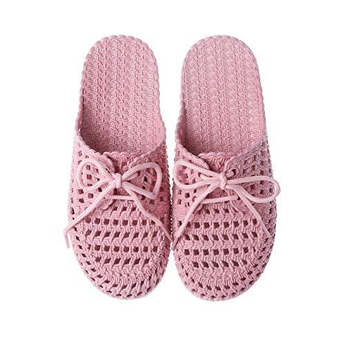 Sandali Da Donna Estivi Rosa Pantofole Casual Sandali Da Spiaggia Da Donna Sandali Piatti Da Donna Per Studenti Sandali E Pantofole Di Bellezza A Piede Cavo