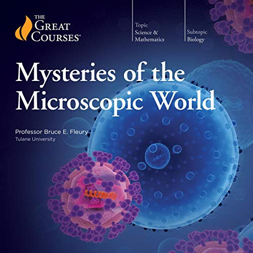 Mysteries of the Microscopic World cover art