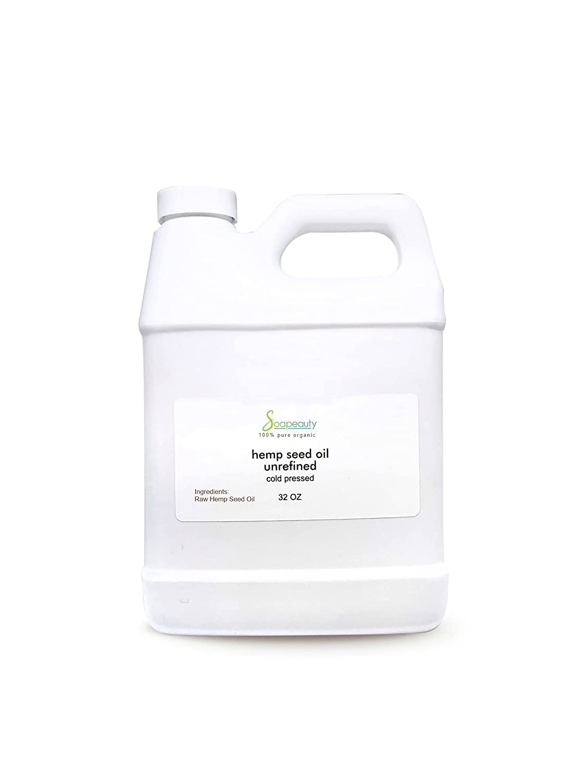 HEMP SEED OIL UNREFINED VIRGIN スピード対応 全国送料無料 ORGANIC PUR 毎日続々入荷 RAW COLD 100% PRESSED